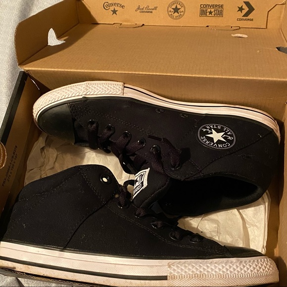 Converse men's size 5.5 worn once